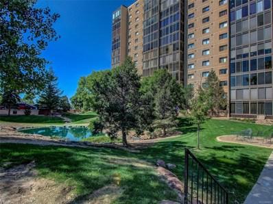 7865 E Mississippi Avenue UNIT 805, Denver, CO 80247 - MLS#: 8606458