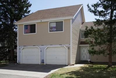 15912 E Dakota Place UNIT B, Aurora, CO 80017 - MLS#: 8606873
