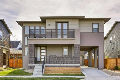 8394 E 55th Place, Denver, CO 80238 - MLS#: 8607231