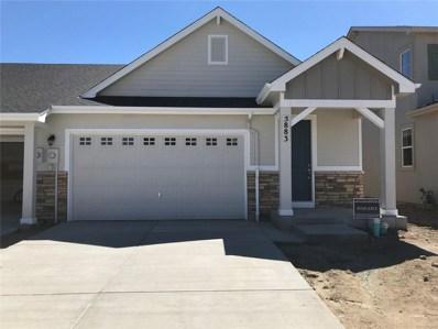 5883 Morning Light Terrace, Colorado Springs, CO 80919 - MLS#: 8611031