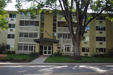 9380 E Center Avenue UNIT 11C, Denver, CO 80247 - MLS#: 8613945