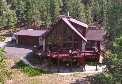 11352 Belle Meade Drive, Conifer, CO 80433 - #: 8614599