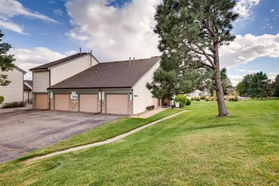 8444 S Everett Way UNIT A, Littleton, CO 80128 - MLS#: 8619058