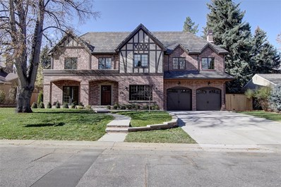 475 Krameria Street, Denver, CO 80220 - MLS#: 8622950