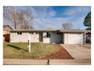 1510 S Perry Street, Denver, CO 80219 - MLS#: 8622983