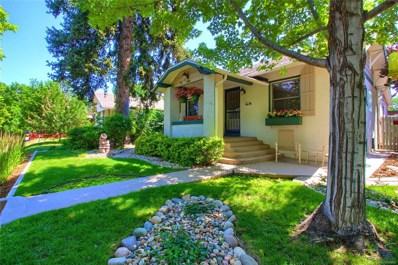 1444 S Humboldt Street, Denver, CO 80210 - MLS#: 8627120