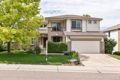 6616 Millstone Street, Highlands Ranch, CO 80130 - #: 8627439