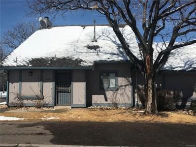 2418 S Victor Street UNIT A, Aurora, CO 80014 - MLS#: 8627751