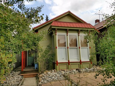 140 W 4th Street, Leadville, CO 80461 - MLS#: 8628402