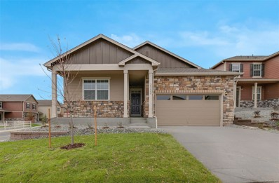 2322 Echo Park Drive, Castle Rock, CO 80104 - MLS#: 8629339