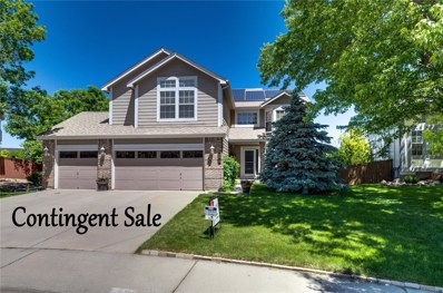 9615 Red Oakes Place, Highlands Ranch, CO 80126 - #: 8630438