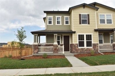 3807 Happyheart Way, Castle Rock, CO 80109 - MLS#: 8635825