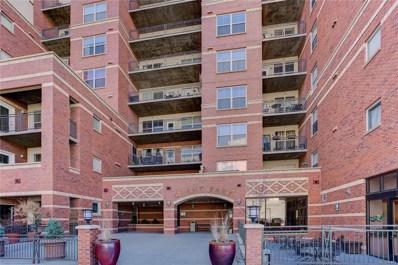 1975 N Grant Street UNIT 325, Denver, CO 80203 - MLS#: 8638110