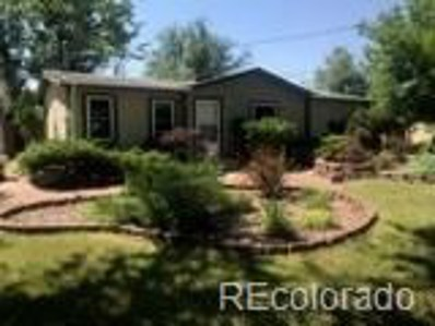 16650 Mt Vernon Road, Golden, CO 80401 - MLS#: 8640802
