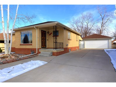 2402 S Xavier Street, Denver, CO 80219 - MLS#: 8640841
