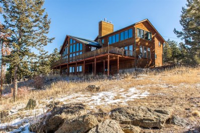 8485 Armadillo Trail, Evergreen, CO 80439 - #: 8642284