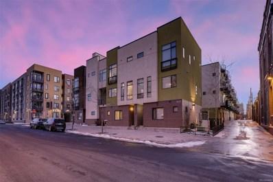 1420 24th Street UNIT 14, Denver, CO 80205 - #: 8645105