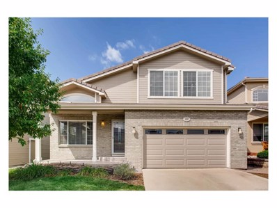 4890 Fenwood Drive, Highlands Ranch, CO 80130 - MLS#: 8645498