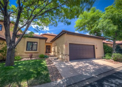 2530 Paseo Verde, Colorado Springs, CO 80904 - MLS#: 8649837