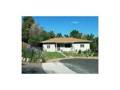 2880 Harlan Street, Wheat Ridge, CO 80214 - MLS#: 8655361