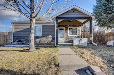 1570 S Raritan Street, Denver, CO 80223 - MLS#: 8656580
