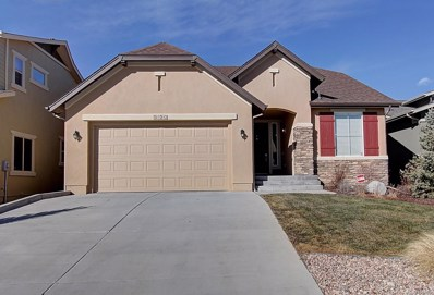 9120 Argentine Pass Trail, Colorado Springs, CO 80924 - #: 8656814