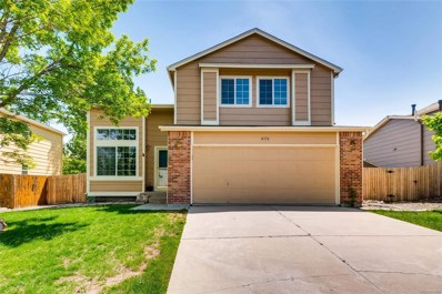 4376 E Andover Avenue, Castle Rock, CO 80104 - MLS#: 8656865