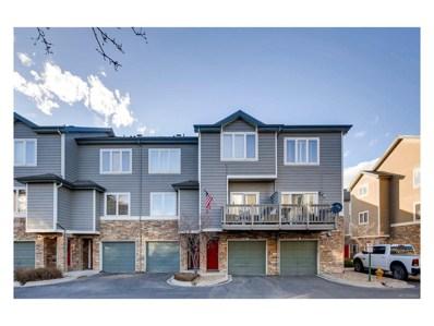 2757 W Riverwalk Circle UNIT I, Littleton, CO 80123 - MLS#: 8660311