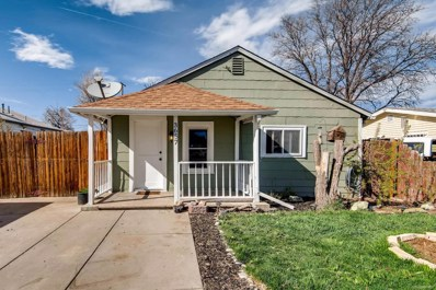 3657 W Custer Place, Denver, CO 80219 - MLS#: 8660989