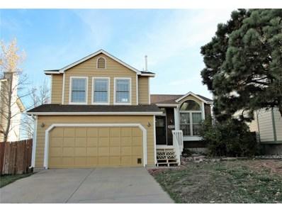 8475 Chancellor Drive, Colorado Springs, CO 80920 - MLS#: 8661478