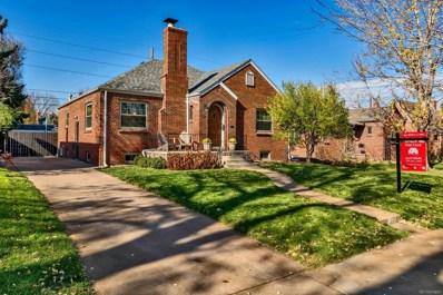 1445 Clermont Street, Denver, CO 80220 - MLS#: 8663605