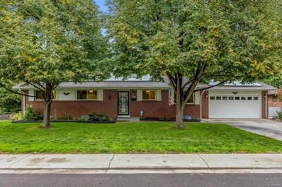 105 E Costilla Avenue, Centennial, CO 80122 - MLS#: 8666432