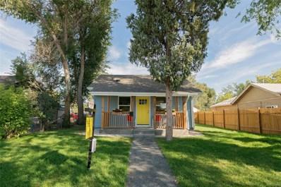 3485 W Dakota Avenue, Denver, CO 80219 - MLS#: 8668669