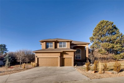 525 Valley Drive, Castle Rock, CO 80104 - MLS#: 8681399