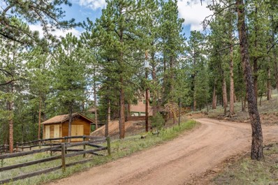 2186 Mount Evans Boulevard, Pine, CO 80470 - MLS#: 8681711