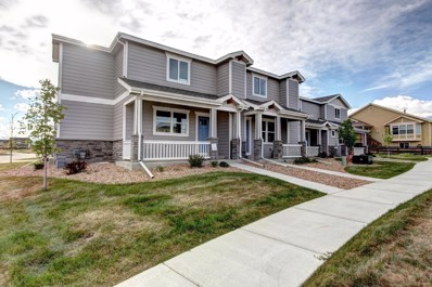 6118 Verbena Court UNIT 102, Frederick, CO 80516 - #: 8682173