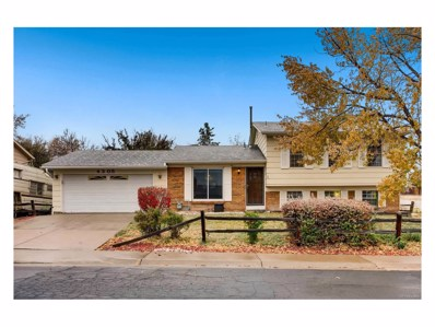 4305 S Braun Way, Morrison, CO 80465 - MLS#: 8682242