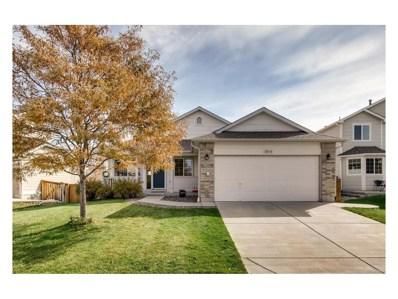 12636 Prince Creek Drive, Parker, CO 80134 - MLS#: 8684932