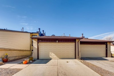 1179 S Newland Street, Lakewood, CO 80232 - MLS#: 8685947
