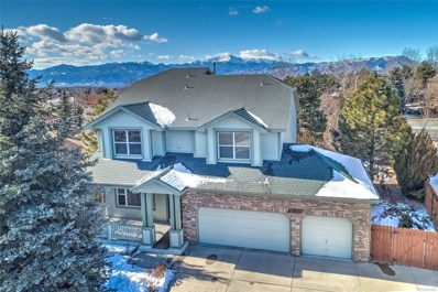 8080 Old Exchange Drive, Colorado Springs, CO 80920 - #: 8688189