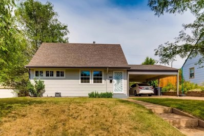 1750 S Raritan Street, Denver, CO 80223 - MLS#: 8688506