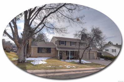 6915 S Garfield Way, Centennial, CO 80122 - MLS#: 8691593