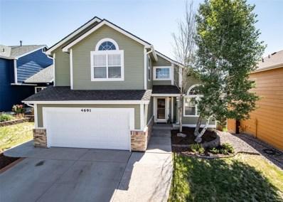 4691 Laramie Sky Drive, Colorado Springs, CO 80922 - MLS#: 8696365