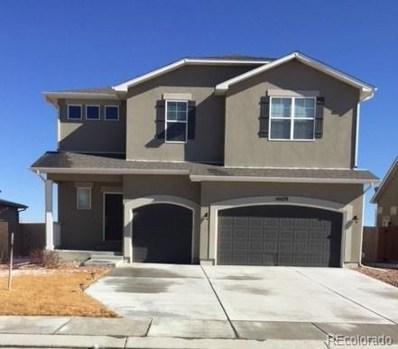 10670 Abrams Drive, Colorado Springs, CO 80925 - MLS#: 8703910