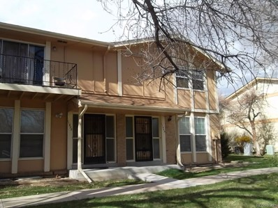 11948 E 1st Place, Aurora, CO 80011 - MLS#: 8703995