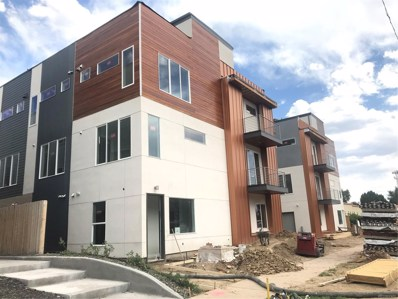 1836 Grove Street UNIT 107, Denver, CO 80204 - MLS#: 8707241