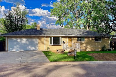 3332 S Vrain Street, Denver, CO 80236 - #: 8708307