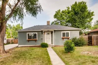 1215 S Wolff Street, Denver, CO 80219 - MLS#: 8709415