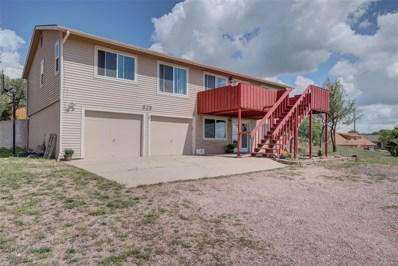 825 Circle Road, Palmer Lake, CO 80133 - MLS#: 8710917