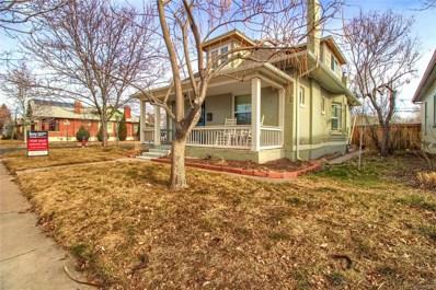 1402 S Lincoln Street, Denver, CO 80210 - MLS#: 8719207